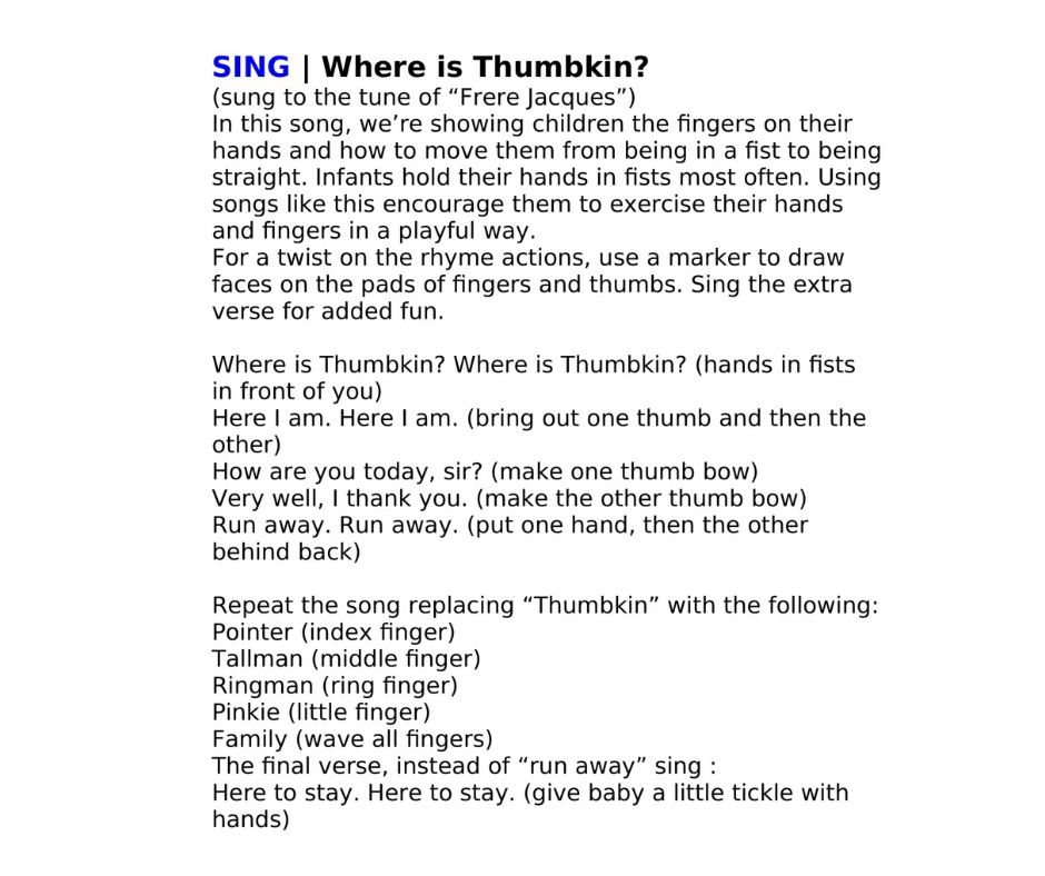 """SING 