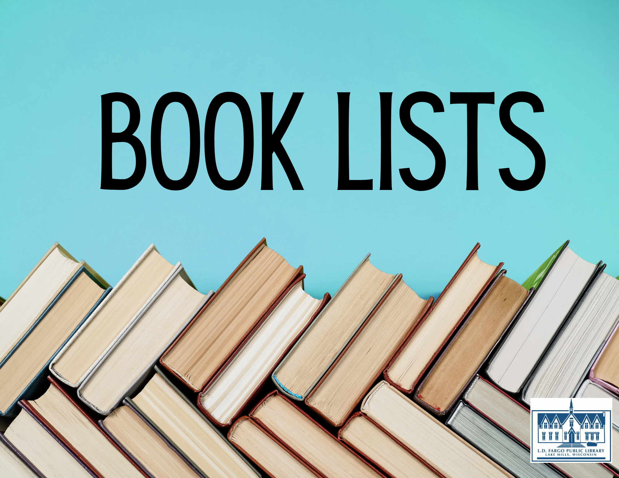 Click Here for Teen Book List
